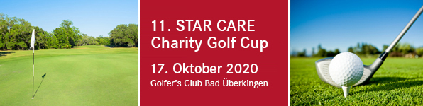 11. STAR CARE Charity Golf Cup